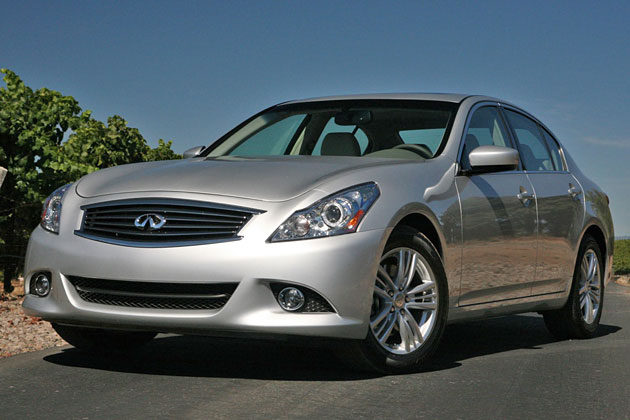 Infiniti G37 Sedan